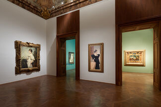 Klimt and the Ringstrasse, installation view
