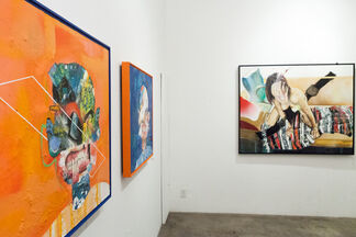 Normal, installation view