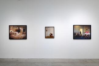 Larry Sultan: Editorial Works, installation view