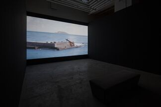 Returning Sight - The Fissures of Moving Image, installation view