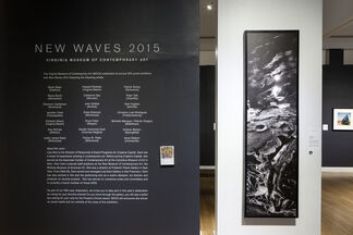 New Waves 2015, installation view