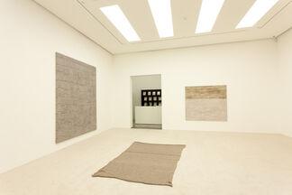 Sergej Jensen: Evian, installation view