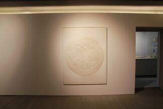 Angelo Savelli. Bianco su bianco, installation view