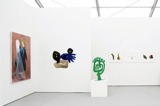 TAFETA at UNTITLED Art, Miami Beach 2019, installation view