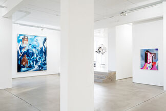 COLLECTION RELOADED – New works from the Hildebrand Collection, installation view