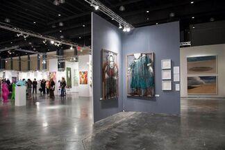 Art Palm Beach, installation view