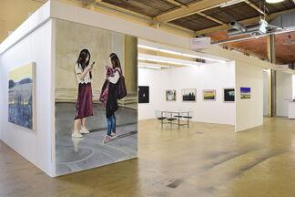 Borzo Gallery at Art Rotterdam 2018, installation view