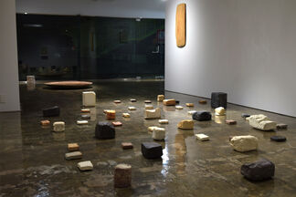 Eiji Uematsu: In the Water, the Depths of the Forest, installation view