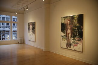 """Edwige Fouvry """"Sous le Ciel"""", installation view"""