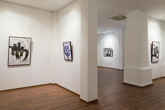 Jieun Park Solo Exhibition, installation view