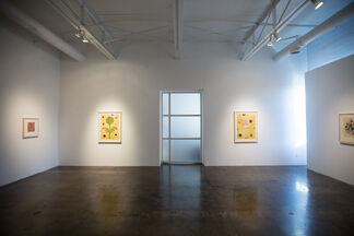 Dan Rizzie: Prints, Collages, Monograph, installation view