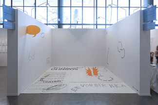 Balcony at SP-Arte 2018, installation view