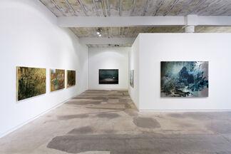 Clemens Tremmel : Archipel, installation view