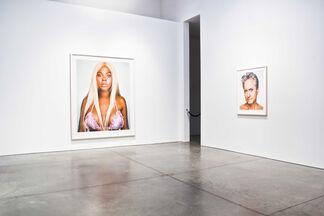 Martin Schoeller: Portraits, installation view