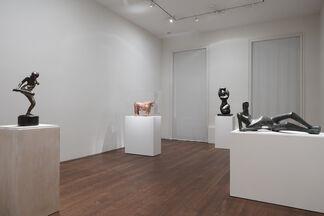Three Dimensions, installation view
