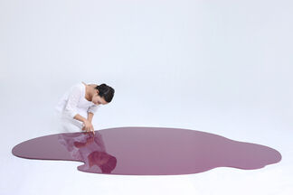 """TIFFANY CHUNG - """"another day another world"""", installation view"""