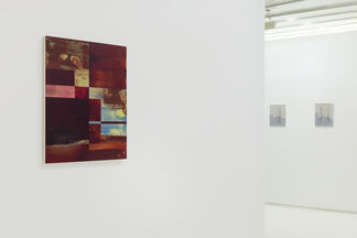 January, installation view