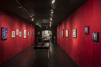 The Ballrooms of Mars, installation view