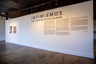 INTIMISMOS, installation view