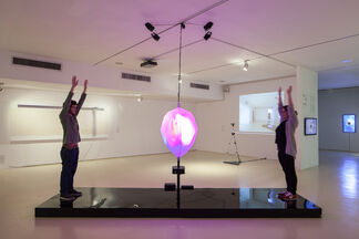 Makers: Real Time, installation view