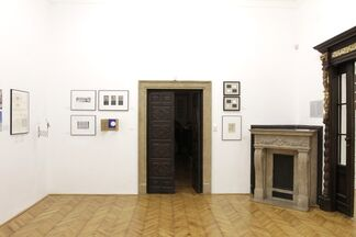 The World is Like a Mirror, installation view