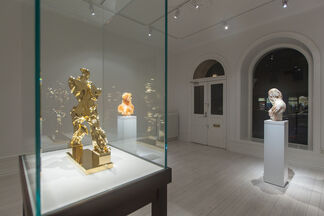 BARRY X BALL MASTERPIECES, installation view