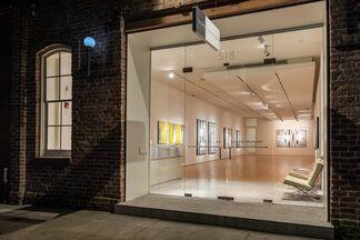 Michael Kessler: Shifting Filters, installation view