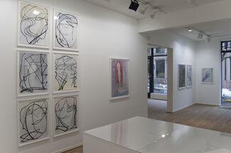 Håvard Homstvedt, installation view