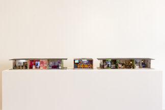 Asphalt Jungle, installation view