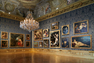 Rembrandt – Titian – Bellotto: Spirit and Splendour of the Dresden Picture Gallery, installation view