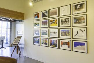 Apertures & Anecdotes, installation view