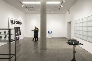 Assaf Shaham: Division of the Vision, installation view