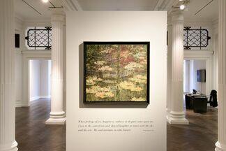 Wang Tingxin - Courtyard of the Soul, installation view