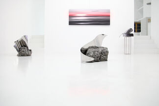 Margo Trushina: When air becomes breath, installation view