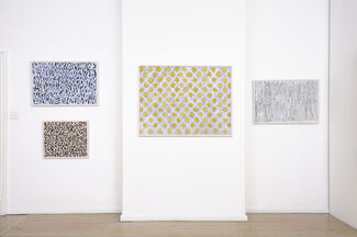 David Rankin: Works from the 1960s & 70s, installation view