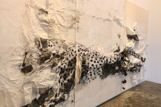 In Perspective: Lin Yan, Song Xin and Cui Fei, installation view