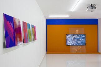 Monika Bravo   El sonido de la palabra más allá del sentido, installation view