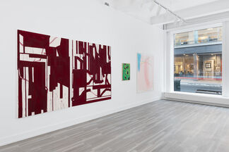 Oil and Desire, installation view