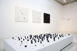 HERMISCAMBUNALIA - Ignacio Gatica, installation view