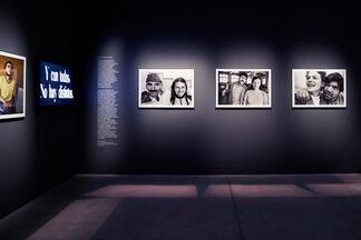 Chilean Pavilion, installation view
