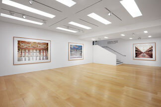 Candida Höfer: Showing and Seeing, installation view