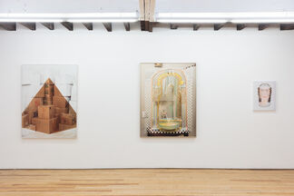 Rachel Granofsky: House Hunting, installation view