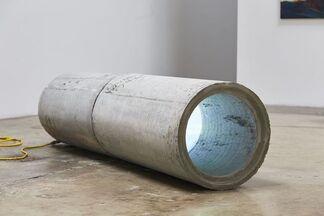 Bernard Chadwick: Flatfoot, installation view
