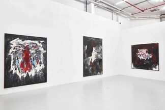 Four Women: Abstract Expressionist Painters in New York and California,1950 through 1965, installation view