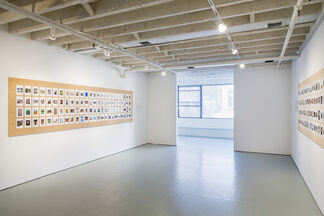Social Photography VIII, installation view