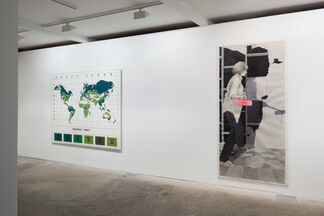 Nuclear War: What's in it for you? Curated by Will Benedict, installation view