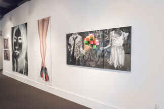 """""""FROM THE STREETS"""", installation view"""