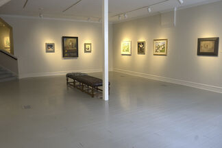 PRESS PAUSE | A GROUP EXHIBITION, installation view