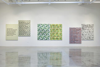 Strings Attached, installation view