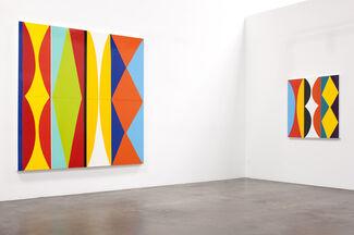 Kim MacConnel, installation view